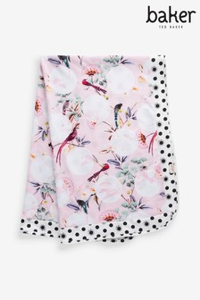 بطانية زهور منقطة منBaker by Ted Baker