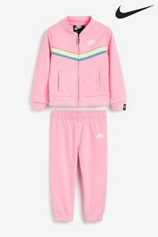 Nike Infant Heritage Rainbow Tracksuit