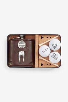 Ashby & Brant Golf Gift Tin