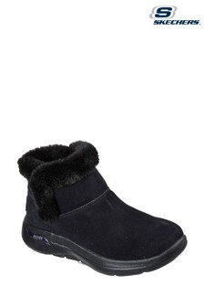 Skechers® Black Go Walk Arch Fit Boots