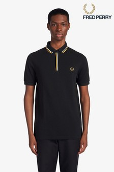 Fred Perry Tipped Placket Poloshirt