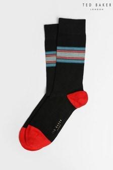 Ted Baker Midterm條紋襪