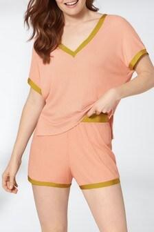 Sloggi T-Shirt, Hautfarben