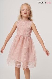 Oasis蕾絲連衣裙