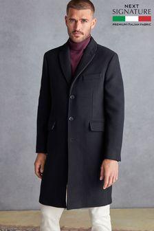 Nova Fides Signature Overcoat