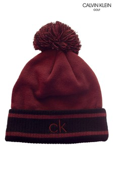 Calvin Klein Golf Purple Banff Beanie