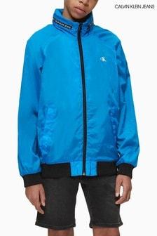Calvin Klein Jeans Blue Essential Light Bomber Jacket