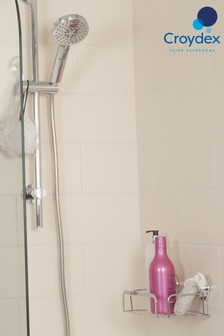 Croydex Stretch Reinforced Shower Hose