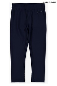Polarn O. Pyret Blue Sunsafe Swim Trousers