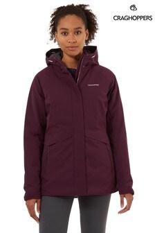 Фиолетовая термокуртка Craghoppers Caldbeck
