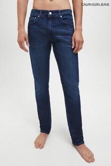 Calvin Klein Jeans Blue Slim Denim Jeans