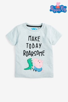 George Pig Short Sleeve T-Shirt (3mths-8yrs)