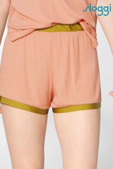 מכנסיים קצרים דגם S Sundays בצבע חום שלSloggi™