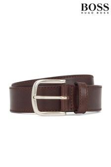 BOSS Brown Sash Belt