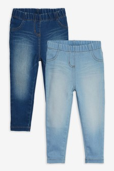 2 Pack Jeggings (3mths-7yrs)