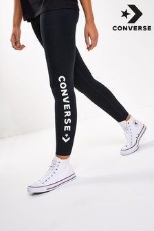 Converse Leggings mit Logo