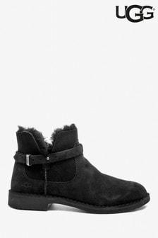 Czarne buty UGG® Classic Elisa Dresden