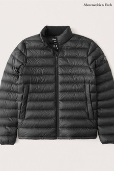 Abercrombie & Fitch Light Weight Padded Jacket