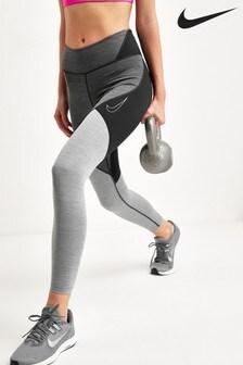 Nike One-legging met kleurvlakken