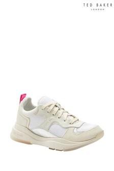 Ted Baker kompakte Sneaker, Weiß