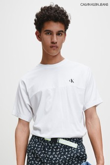 Calvin Klein White Back Logo T-Shirt