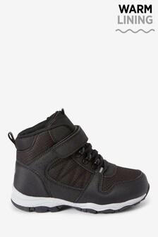 Непромокаемые туристические ботинки на липучке (Подростки)