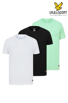 Lyle & Scott Lounge T-Shirts 3 Pack