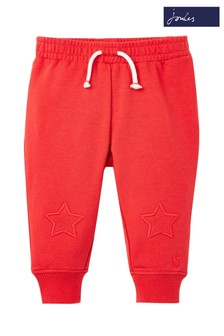 Joules Red Louis Joggers