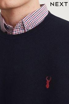 Mock Shirt Jumper (240055) | $50