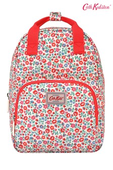 Детский рюкзак среднего размера кремового цвета с цветочным принтом Cath Kidston® Ashbourne Ditsy