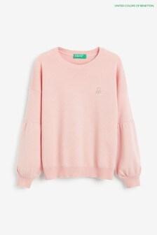 Benetton Pink Jumper