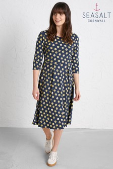 Seasalt Yellow The Mouls Dress