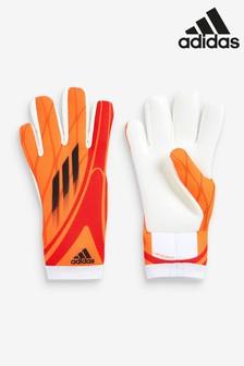 adidas Red X Goalkeeper Gloves