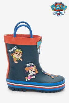 PAW Patrol Handle Wellies (Younger)