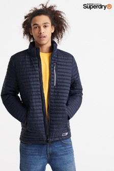 Superdry Micro Quilt Packaway Fuji Jacket