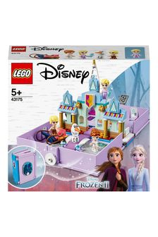 KlockiLEGO® Disney™ Princess Frozen 2 Anna & Elsa's Storybook Adventures 43175