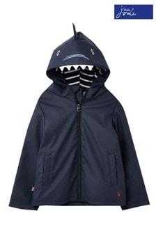 Joules - Riverside - Cappotto originale blu a squalo