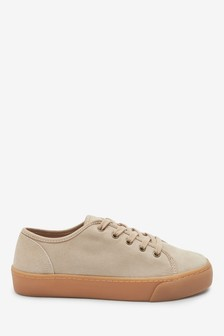 Emma Willis Chunky Leather Trainers