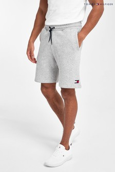 Tommy Hilfiger Grey Fleece Sweat Shorts