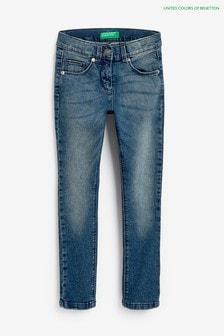 Benetton Dark Wash Jeans