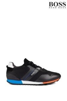 נעלי ספורט שלBOSS דגםParkour בשחור