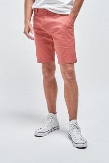 Стретчевые шорты чинос
