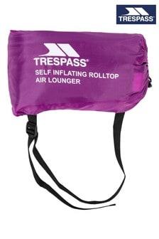 Trespass Hotdog Self Inflatable Roll Top Air Lounger