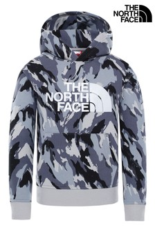 The North Face® Youth Drew Peak Kapuzensweatshirt