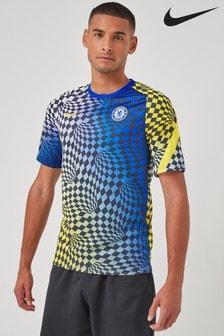 Nike Chelsea Pre Match Football Shirt