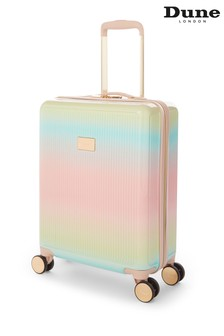Dune London Olive Cabin Suitcase