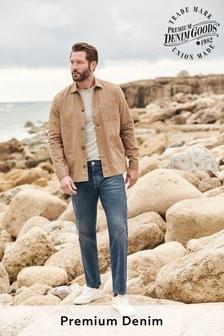 Фактурные джинсы Premium