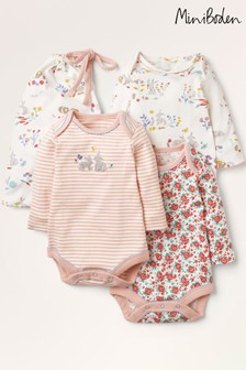 Boden Multi Essential Bodysuits 3 Pack