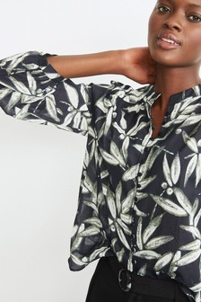 Блузка без застежек