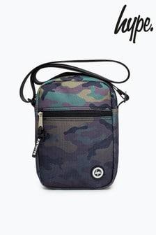 Hype. Camo Fade Small Bag